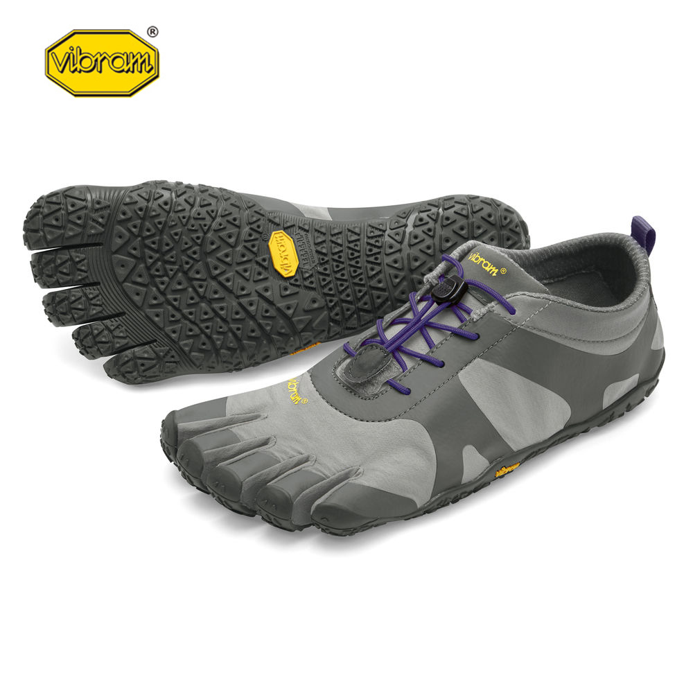 цена Vibram fivefingers V-Alpha 2018 Design Rubber with Five Fingers Outdoor Slip Resistant Breathable Light weight Shoe for Women онлайн в 2017 году