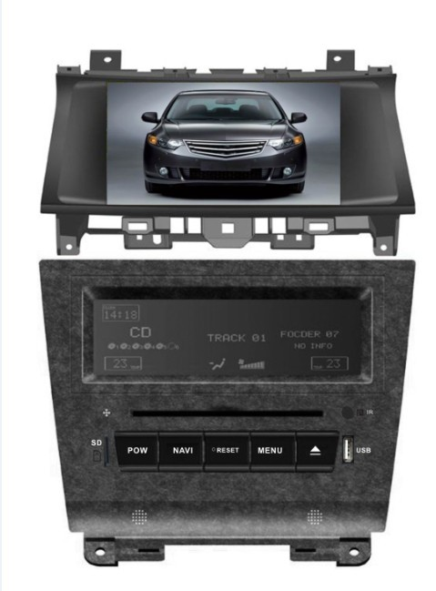 MTK3360 faster speed 512Mb RAM WINCE 6.0 car DVD player 1080P gps fit for HONDA accord 8th 2012 2014 RADIO BLUETOOTH navi map