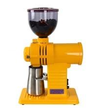 10 gears kaffee bean grinder geist zähne grat mühle grob fein schleifen maschine 220V/ 110V