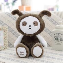 30CM INS Hot Plush Toys Little Nulle Anime Doll Kids Toys for Children's Gift