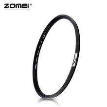 Zomei Camera Filter UV Filter Lens Protector Protecting Ultra Violet Filter For DSLR Camera 37/40.5/49/52/55/58/62/67/72/77/82mm