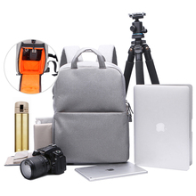 Camera Backpack Photography Case For Sony A7 II III A7III A77M2 A99M2 A7RM3 A7M3 A77 A9 A99 A7RII A7M2 A7R Waterproof Photo Bag