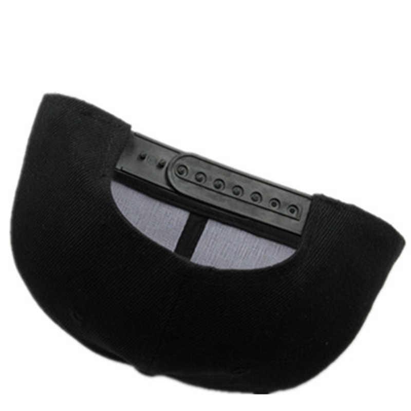 2019 бейсбольная Кепка с вышивкой железного героя хип-хоп бейсболка с возможностью регулировки размера шляпы для мужчин и женщин 136