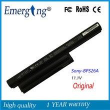 Оригинальный новый ноутбук Батарея для Sony Vaio BPL26 BPS26 VGP-BPL26 VGP-BPS26 VPCEH16EC VPCEL15EC SVE141 SVE14A SVE15 SVE17 VPC-CA