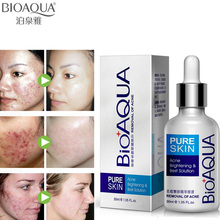 BIOAQUA Skin Care Facial Serum Acne Treatment Scar Remover Liquid Whitening Moisturizing Essence 30ml