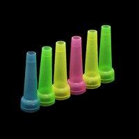 50 pces por pacote funil design descartável shisha bocal  cachimbo de água/sheesha/chicha/narguile mangueira boca dicas acessórios