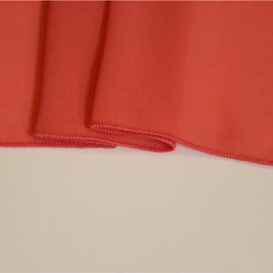 Image 5 - מכירה לוהטת באיכות גבוהה 23 נחמד צבע רגיל בועת שיפון צעיף פופולרי מוסלמי חיג אב ראש ללבוש אופנה נשים כיכר צעיף 90X90cm