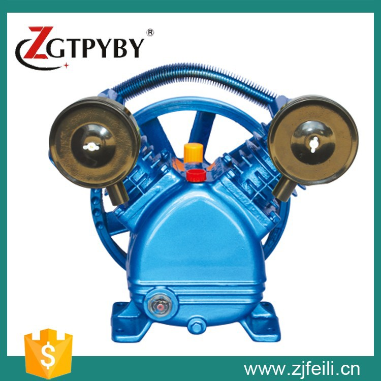 air compressor head price never sell any renewed machines 2 cylinder air compressor head v2065 12 5 oil free air compressor headair compressor cylinder head exported to 58 countries belt driven air compressor head
