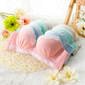 New Hot Brand women push up Cute bra sets sexy young girl bra set Cotton underwear sets bra + panties