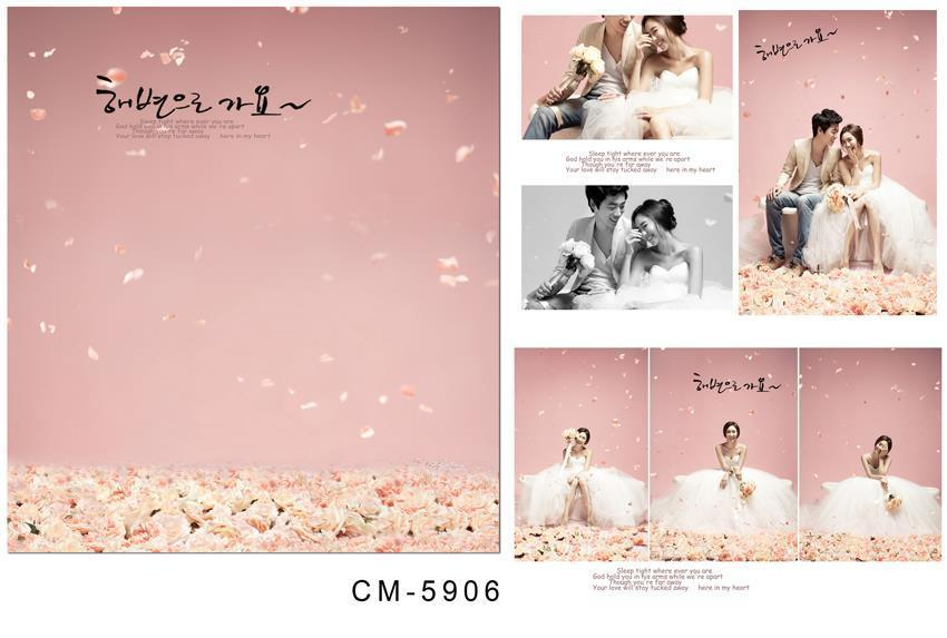 5X7ft Korean Wedding Photography Backgrounds Muslin Computer Printed Digital Cloth Fabric Background Vinyl Backdrop In From Consumer Electronics