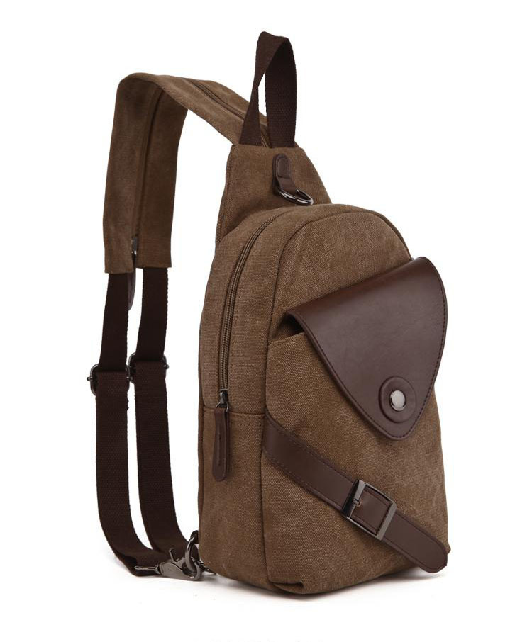 Bokinslon Small Backpack Women Canvas Fashion Popular Bags Ladies Solid  Color Casual Backpack Bags For Male-in Backpacks from Luggage   Bags on ... 38d3d18f9ff4f