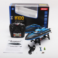 Skytech H100 2.4GHz 4CH Automatic capsize High Speed Racing Boat Waterproof RC Boat Electric Boats RC Toys