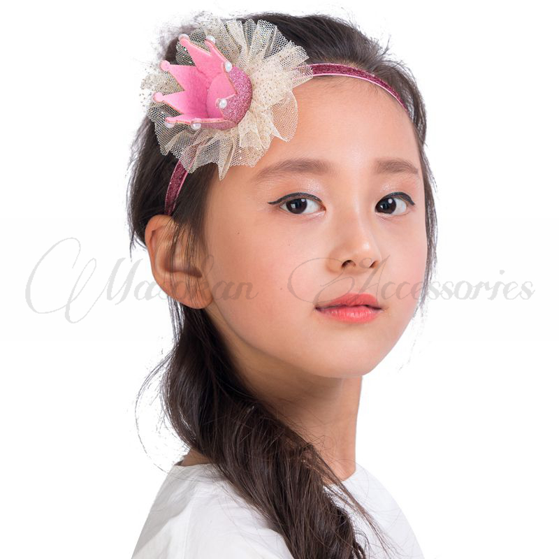 Girl's Hair Accessories Apparel Accessories Korea Fabric Tie Knot Hairbands Woollen Knit Weaving Hairband Crown Headbands For Girls Hair Bows Hair Accessories Jade White