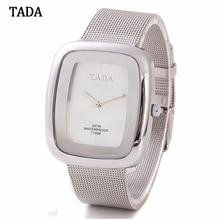 3AMT Waterproof TADA Brand Luxury Watches Women Ladies Quartz Wristwatches Bracelet Relogio Feminino Relojes Mujer T1008