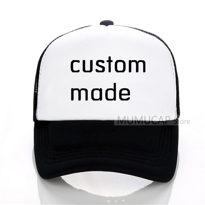 Całkiem nowy sprawdzić aliexpress Tanie Lanmancao Własny Projekt Custom Made Cap Haft Baseball ...