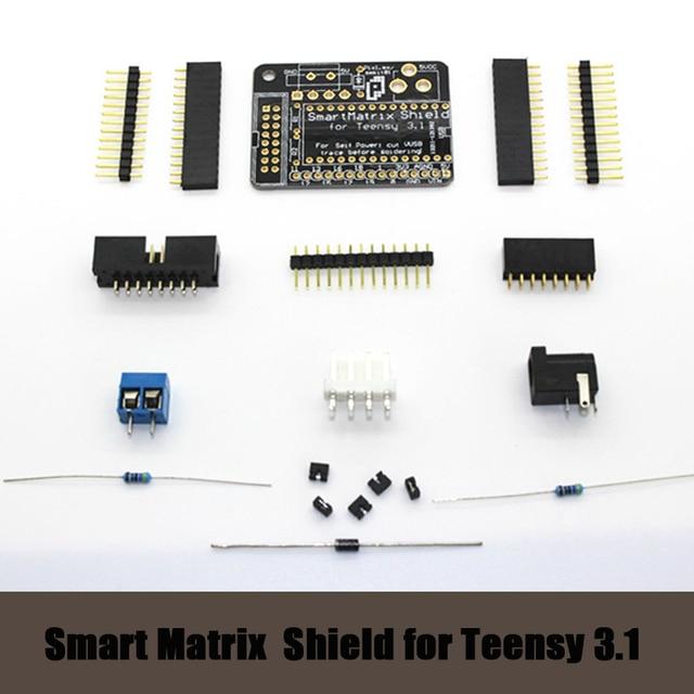 SmartMatrix Shield for Teensy 3.1  G302