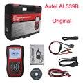 A + + Качество Оригинала Autel Автоссылка AL539B OBDII obd2 авто Code Reader Электрические Инструмент Тестирования AL 539B Автомобильный Сканер automotriz