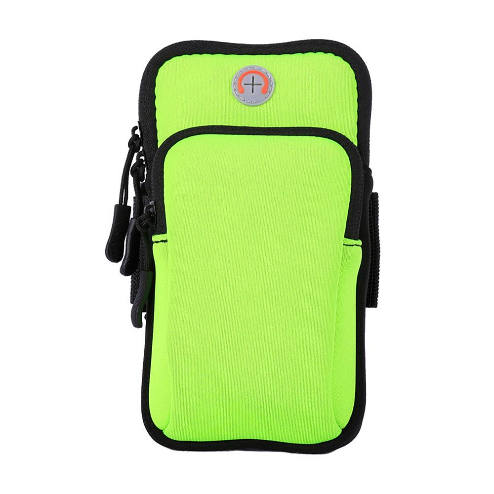 2018 Running Sport Bags Men Women Mobile Phone Arms Package Sport Equipment Jogging Run Bag Accessories Outdoor Climbing Arm Bag 26