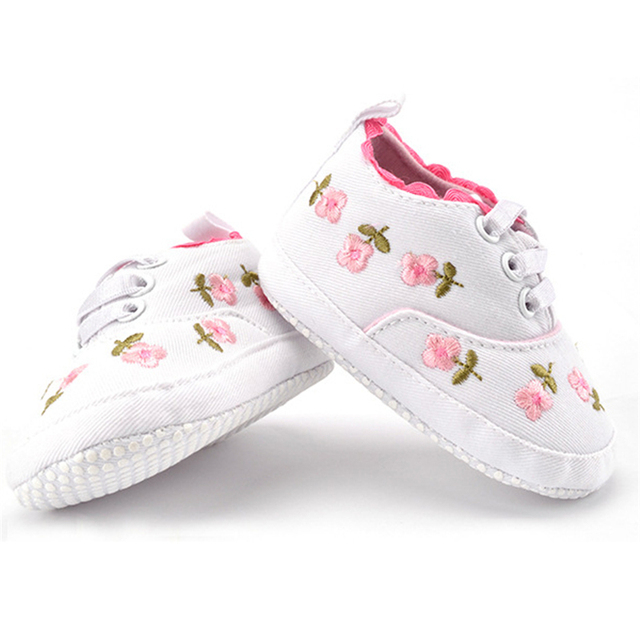 2019 Fashion New Autumn Winter Baby Shoes Girls Boy First Walkers Newborn Shoes 0-18M Shoes First Walkers 4