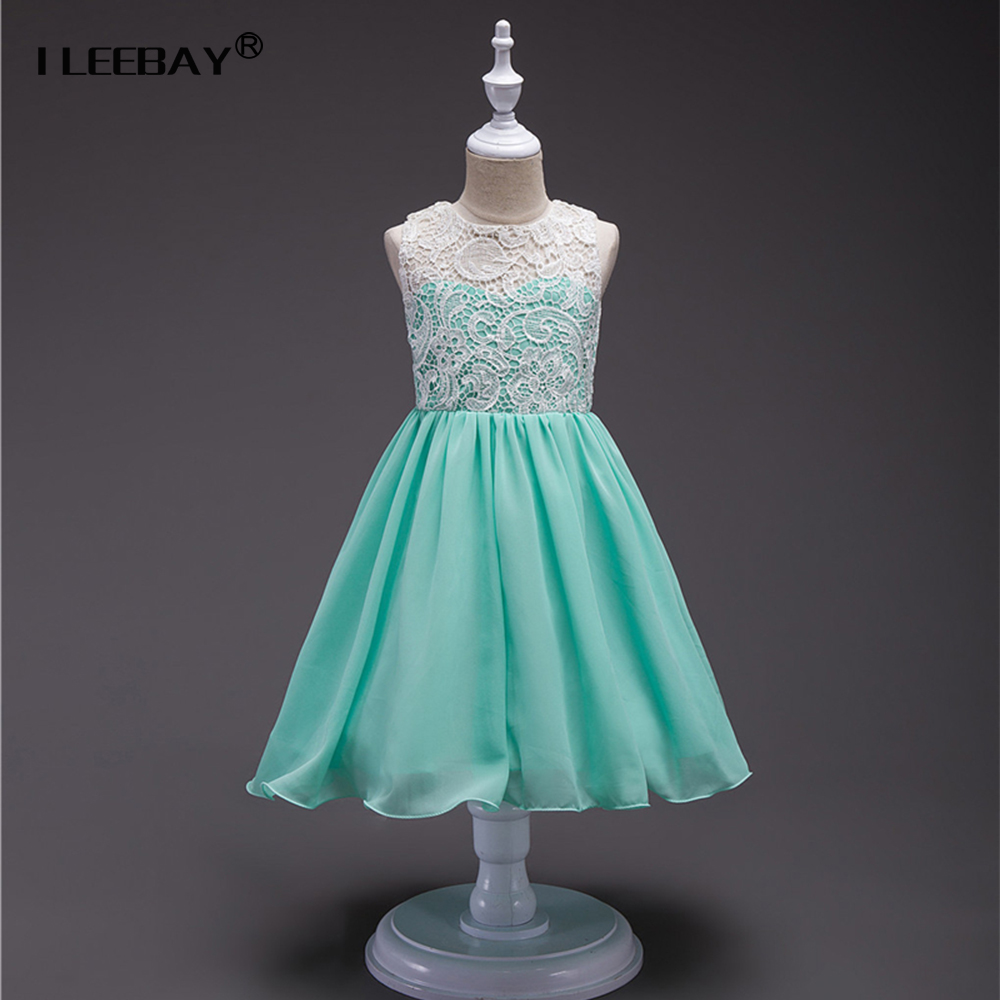 2018 Girls Evening Princess Dress Niños Wedding Tutu Costume Niños Halloween Christmas Vestidos Infant Girls Toddler Dress