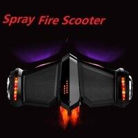 Más nuevo Scooter Eléctrico vapor aerosol Skateboard hoverboard auto equilibrio scooter gyroscooter Altavoz Bluetooth Smart scooter