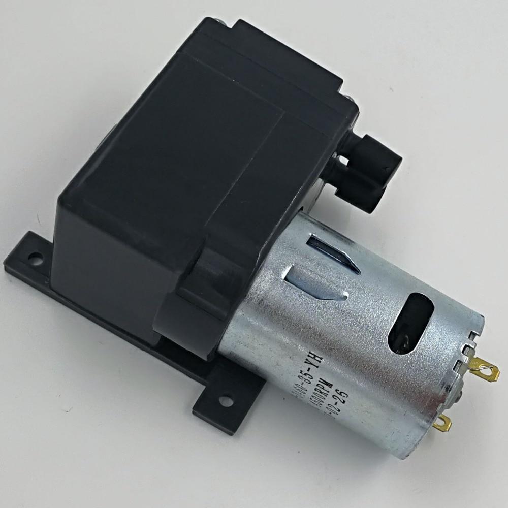 19l/m 270kpa pressure electric brush 9v membrane pump