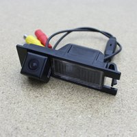 Lyudmila FOR OPEL Astra H / Corsa D / Meriva A / Vectra C / Zafira B For FIAT Grande Reverse Back up Parking Rear View Camera