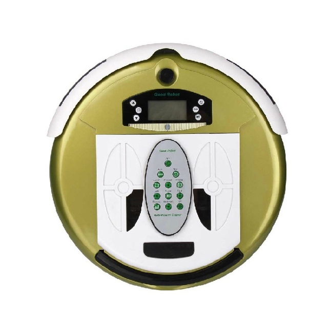 Ultra-thin household robot intelligent vacuum cleaner automatic charge clean mites