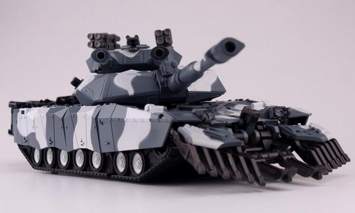 Toys For Boys To Color : Big size 25 cm brawl tank snow camouflage color classic toys for
