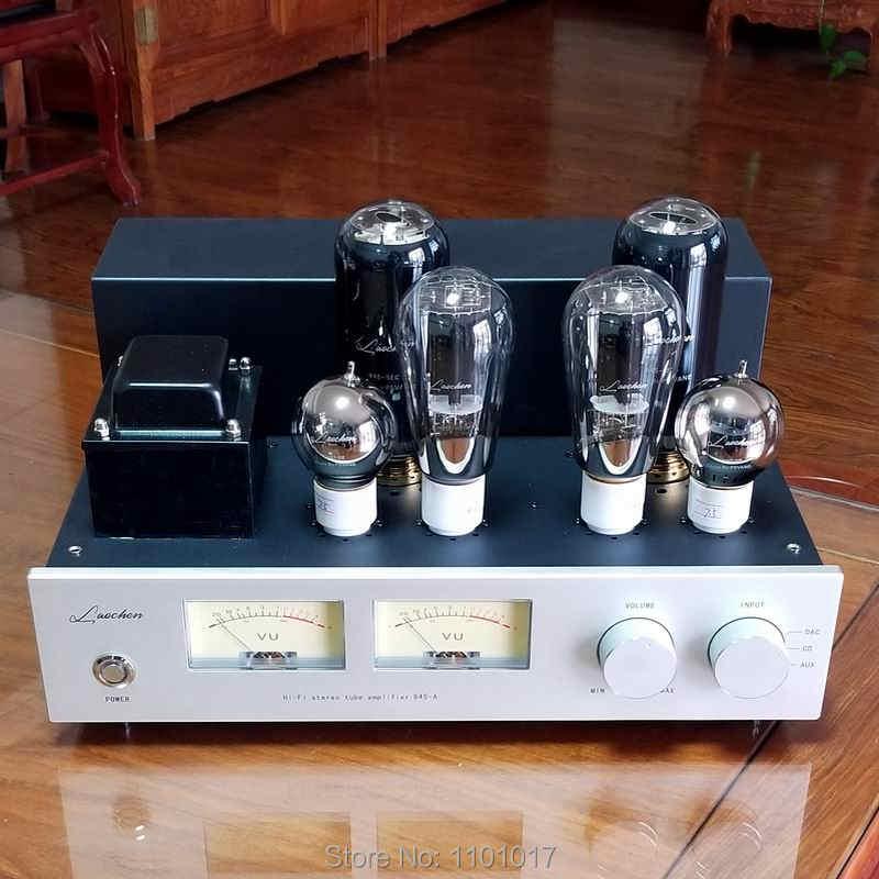 Detail Feedback Questions about LaoChen 845 Tube Amplifier HIFI