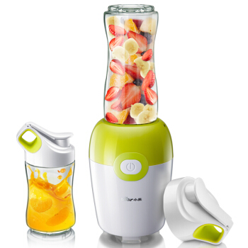 LLJ-A05H1 Portable Juicer Multifunction Mini Juice Cups Home Baby Complementary Double Cup Food Machine kkstar fruit electric juice cup glass charging portable mini mini cyclone