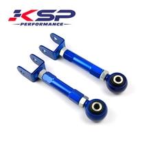 Kingsun задний Регулируемый Развал Комплект/тяговый контроль рычаг подвески для Nissan 240SX 89-94 S13/95-98 S14/300ZX Z32 R32 R3390-96