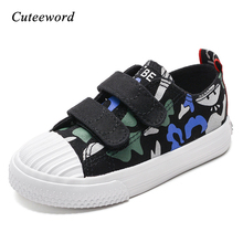 Children shoes canvas boys sneakers low help school running shoes 2019 autumn kids fashion camouflage boys girls casual shoes