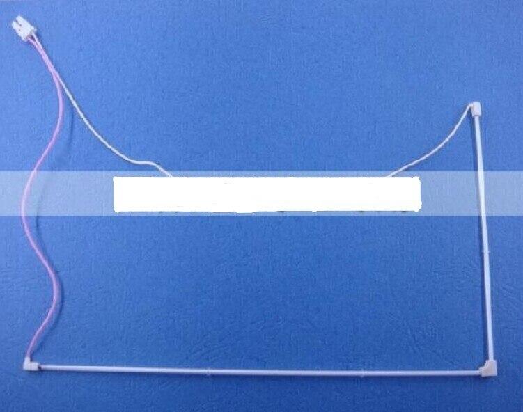 NOVA 5 pcs 7 polegada L Forma Lâmpada Ccfl para LCD Laptop & Monitor Tela de 160 MM * 93 MM w/Wire & Harness NOVO NOVO