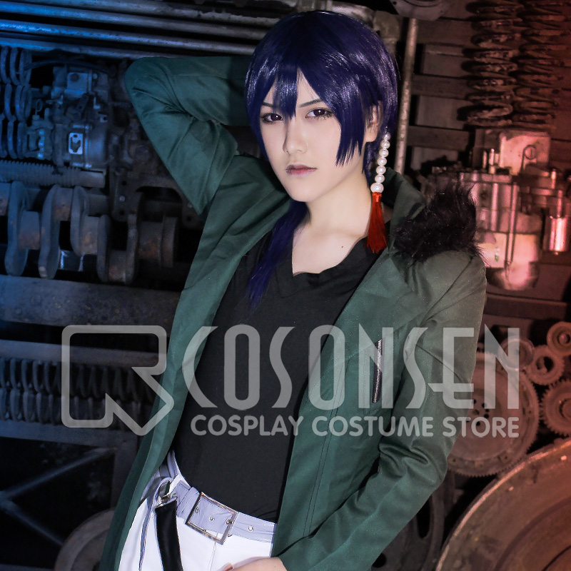Hypnosis Mic Division Rap Battle Arisugawa Dice Fling Posse Dead or Alive Cosplay Costume COSPLAYONSEN Full