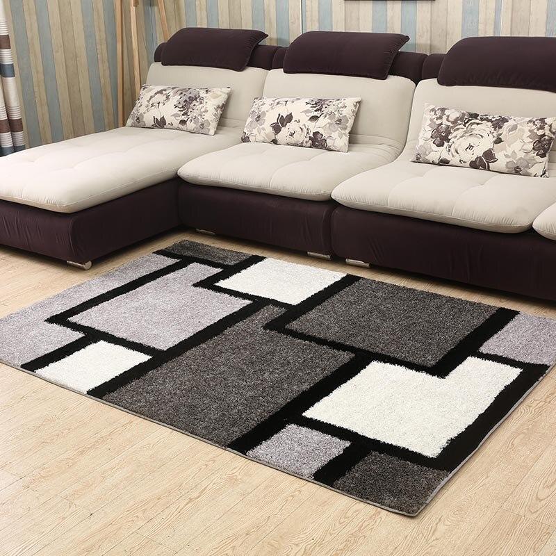 branco tapete moderno popular buscando e comprando. Black Bedroom Furniture Sets. Home Design Ideas