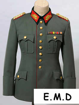 EMD WW1 M27 Uniform  top Twill wool - DISCOUNT ITEM  0% OFF All Category