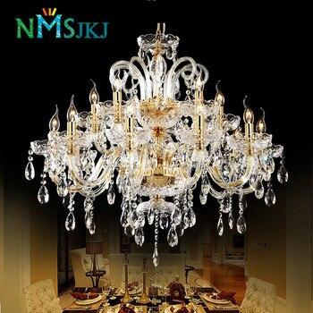 クリスタルシャンデリアリビングルームのためのモダンな照明ダイニングルームシャンデリアライト K9 シャンデリアクリスタルライト