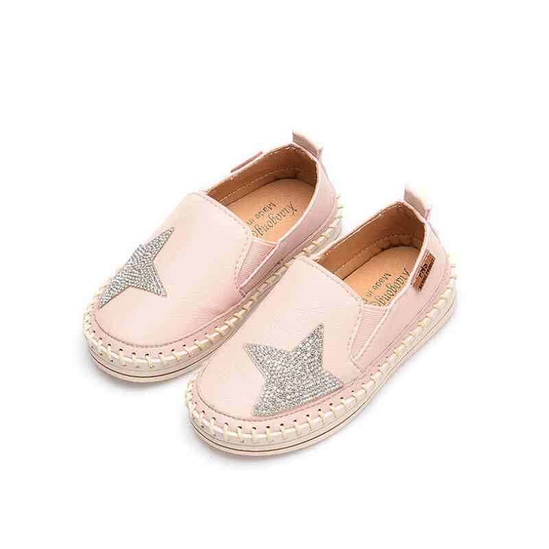 Children's Shoes Boy Soft Bottom Girls Fashion Comfortable Classical Sneaker For Girls Casual Low Top Slip-On Kids New Shoe