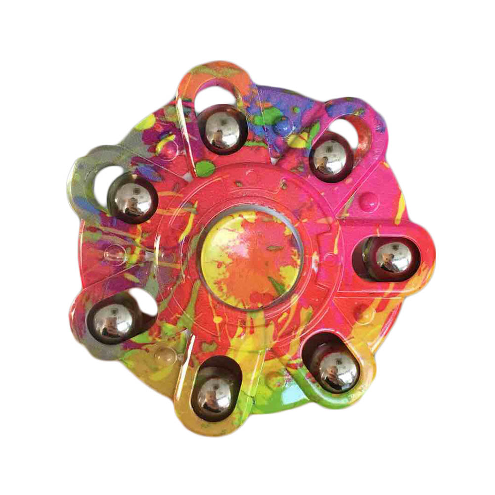 Newest Styles Fidget Spinner High Quality EDC Hand Spinner For Autism and ADHD Rotation Time Long Anti Stress Toys Kid Gifts