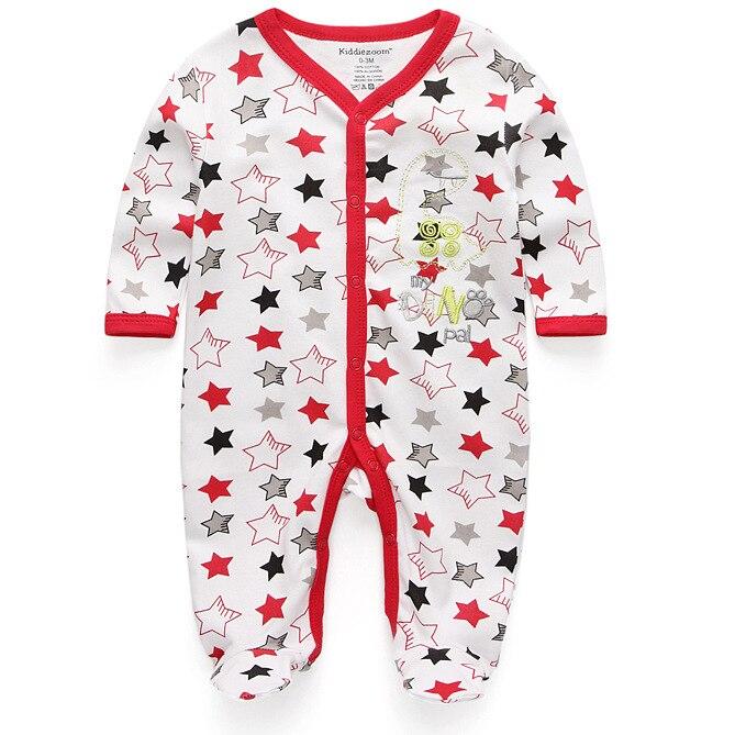 Для маленьких девочек сна; одежда для сна с мультяшным рисунком для малышей Детские пижамы хлопок Длинные рукава Детские пижамы с надписью «i love daddy» детские комбинезоны с рисунками - Цвет: baby sport