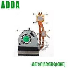Для lenovo B5400 M5400 Охлаждающий радиатор и вентилятор FOXA3QBM5TMLV503AB12036 3QBM5TMLV50