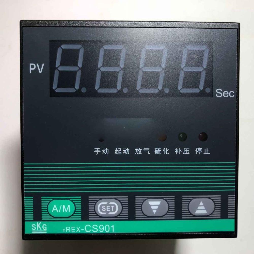Piatto Macchina di Polimerizzazione Controller TREX-CS901 Elettronico Regolatore di Temperatura per Taiwan SKGPiatto Macchina di Polimerizzazione Controller TREX-CS901 Elettronico Regolatore di Temperatura per Taiwan SKG