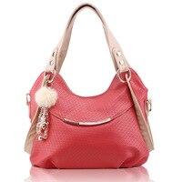 Romantic Style Ever 2016 Design Women Handbag Fashion Korea Brand Handbag Soft PU Leather Cross Body