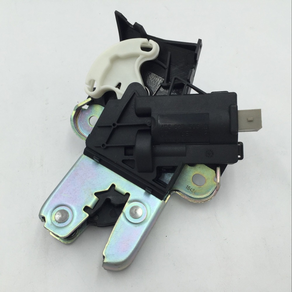 for VW Passat B7 CC Audi A6 C6 A4 A5 A8 Rear Trunk Boot Lid Lock
