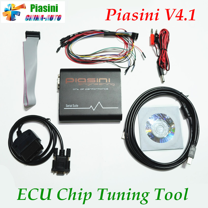 Best Quality Black PIASINI MASTER Full Version V4.1 ECU Programmer Serial Suite ECU Chip Tunning Programmer все цены