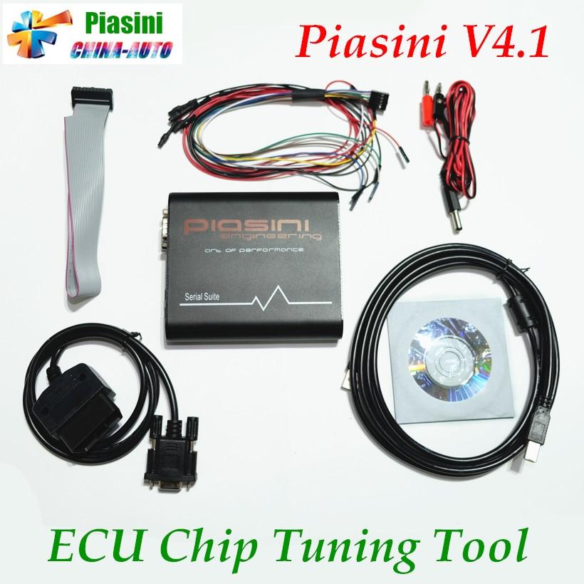 Best Quality Black PIASINI MASTER Full Version V4.1 ECU Programmer Serial Suite ECU Chip Tunning Programmer