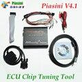 Melhor Qualidade Preto ECU Programador Suíte Serial MESTRE PIASINI Versão Completa V4.1 Programador ECU Chip Tunning