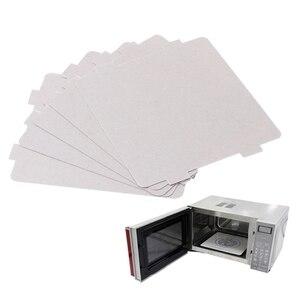 5 шт. слюды листы микроволновая печь ремонтная часть 108x99 мм кухня для Midea