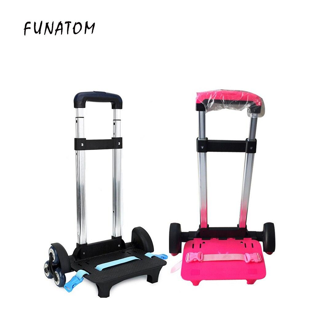 2Pk Heavy Duty Dual Swivel Wheel Folding Shopping Cart Trolley D862//D962//D861